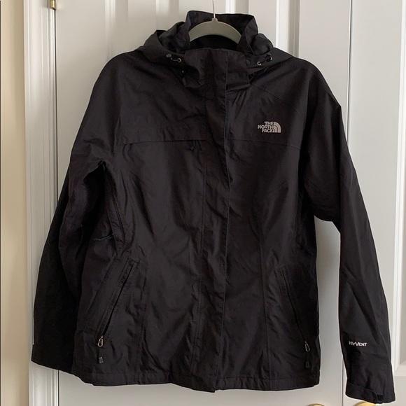 Black North Face Varius Guide Jacket L